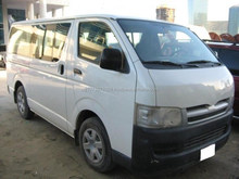 Used LHD Toyota Hiace Passenger Van 2008