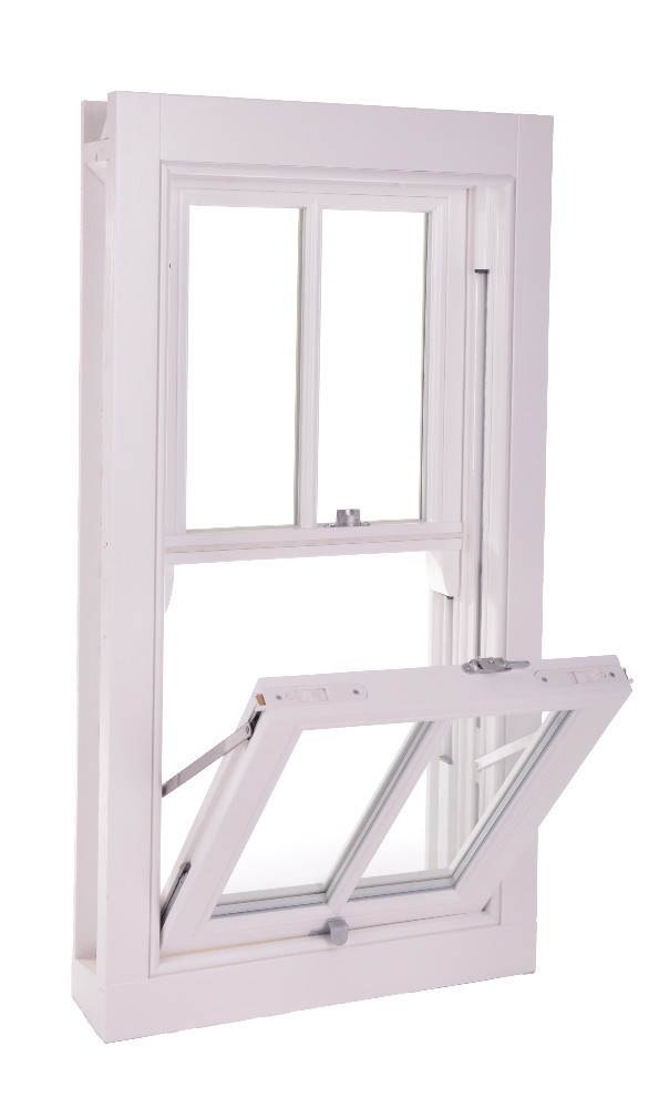 Slide and tilt sash windows