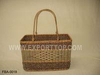 100 % handmade Fern bag ( skype: Lilly.etop)