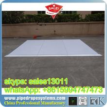 RK disco dance floor rental plywood meterial PVC polished surface