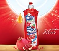 Active Dish Washing Liquid- Silver Series