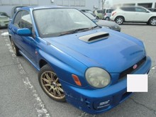 Subaru Impreza WRX STi GDB 2001 Used Car