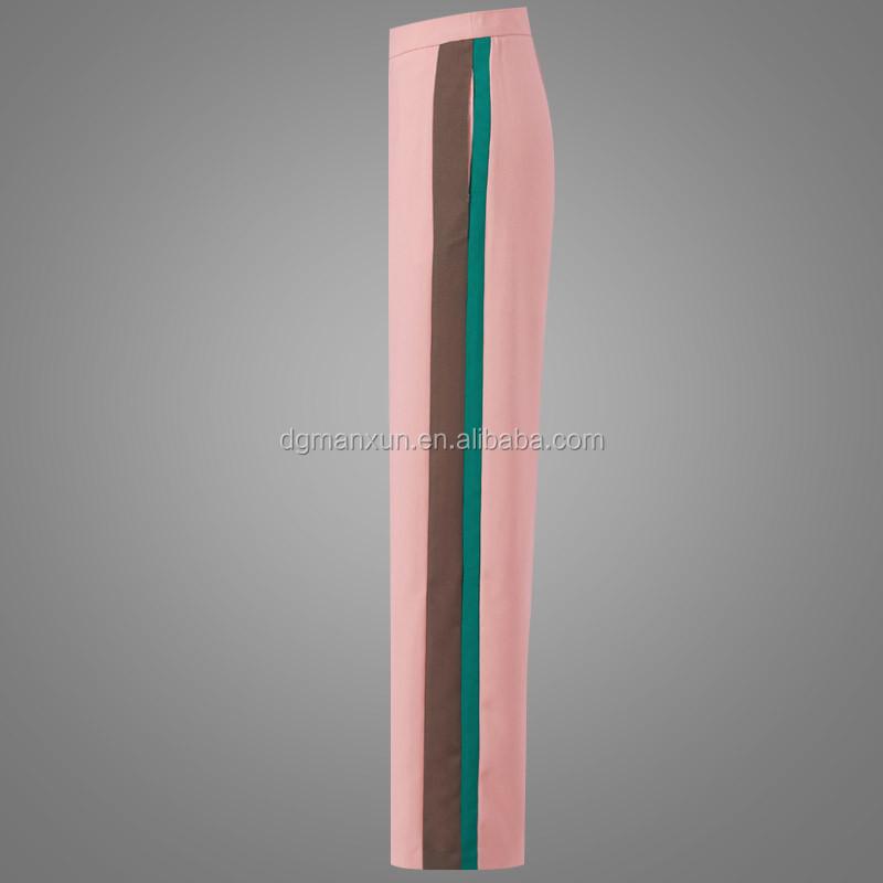 High Quality Wholesale Women's Pants Fashionable Ladies' Pants (5).jpg
