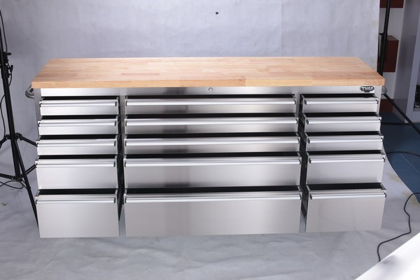 Automative opslag gereedschapskist mobiele tool trolley metalen toolbox gereedschapskast product - Keuken eiland dimensie ...