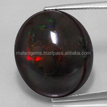 Multicolor Black Opal 20.5mm x 18.5mm