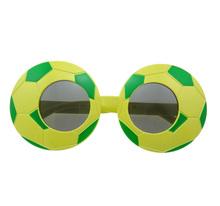 Mode lunettes en plastique jaune 151 x 68 x 28 mm vendus par PC