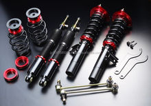 Spiegel coil spring shock absorber with superior high-speed stability for car