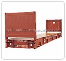 40' Flattrack Container