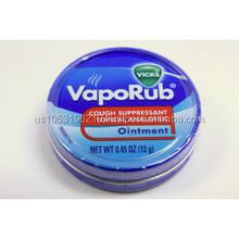 Вики VapoRub - гриппа и холодной симптом рельеф