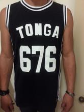 Tackle twill basketball jersey