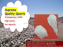 High Purity Silica Quartz- All Sizes