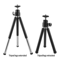 Best Sale Portable 360 Degree Rotating Tripod for Camera or Mobile Phone