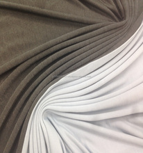 Fashionable excel tencel knit textiles with elegant luster and supple made in Japan