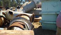 SCRAP STEEL PNS Rubber Attachment - Low Price