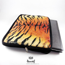 Devarshy Digital print Animal Skin Laptop Sleeves