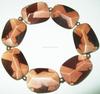 Wooden Elastic Bracelet for women