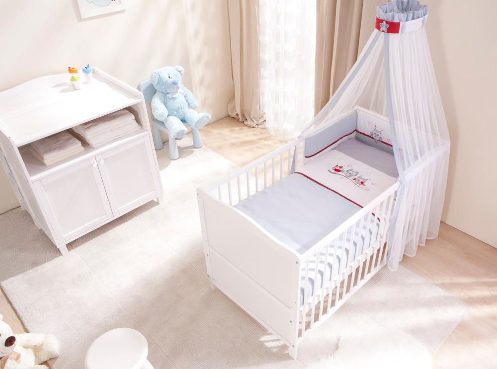 Blanco vintage cuna cuna para adultos beb cama infantil for Muebles bebe baratos