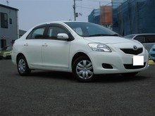 Toyota Belta SCP92 2009 Used Car