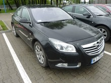 Online Auction of Company Cars surplus to current requirements in Poland