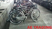 """Used Japanese Bicycles all kinds 26"""" 27"""" inch Straight, Curved, Mountain Bikes, Children bikes, Folded, Utility, 16"""" 20"""" 22"""" 24"""""""