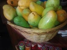 Fresh Dominican Mangos