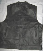 leather vests, biker, motorcycle, with gun pocket