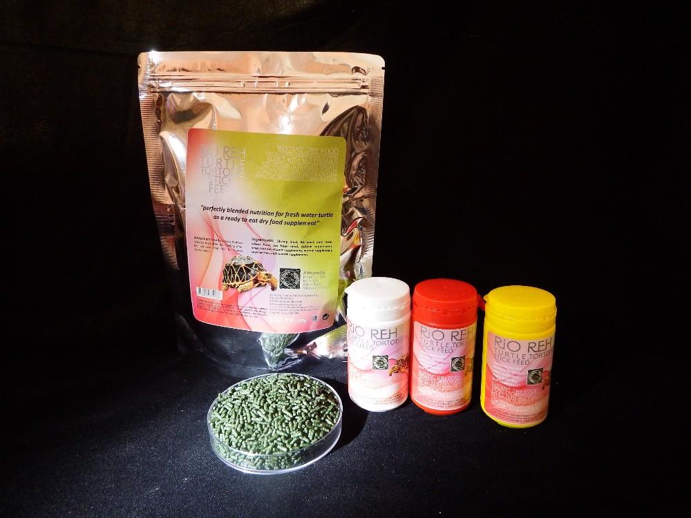 수족관 신선한 물, 거북이 거북이 스틱 사료/전체 식품 풍부한 칼슘/개인 라벨/ODM 사용할