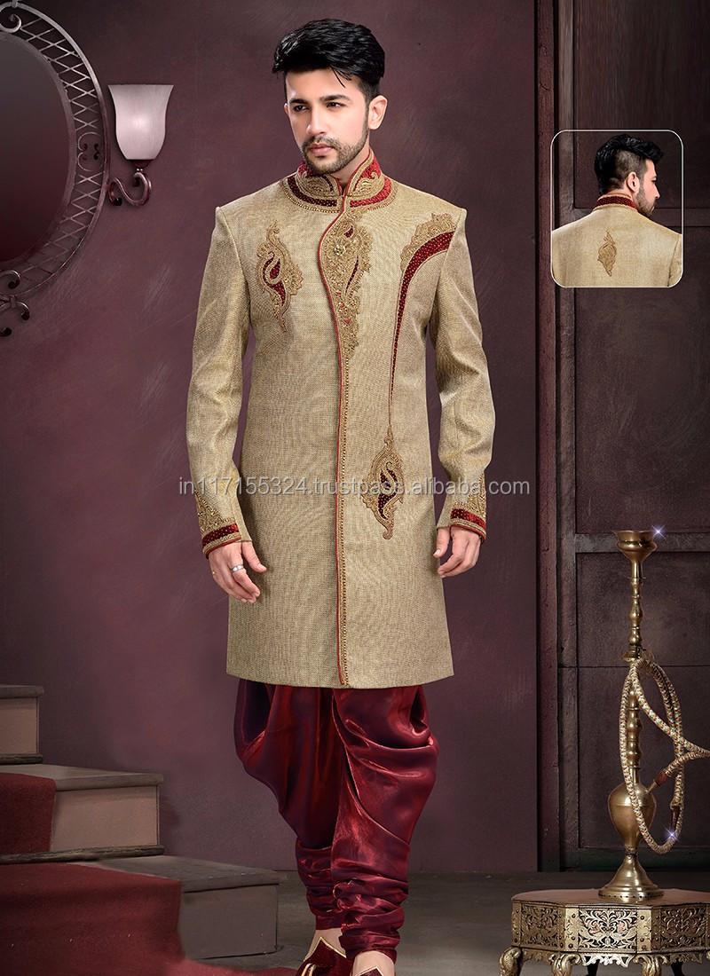 Wedding Sherwani In Jaipur - Buy Wedding Sherwani In Jaipur 18599 ...