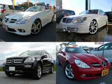 Reliable and Japanese used car mercedes benz at reasonable prices long lasting