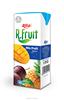 100% Natural Pure Mix Fruit Juice
