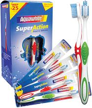 export market toothbrush Aquawhite
