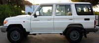 TOYOTA LAND CRUISER 4.0L LX-10 PICK-UP HARD TOP 2015YM