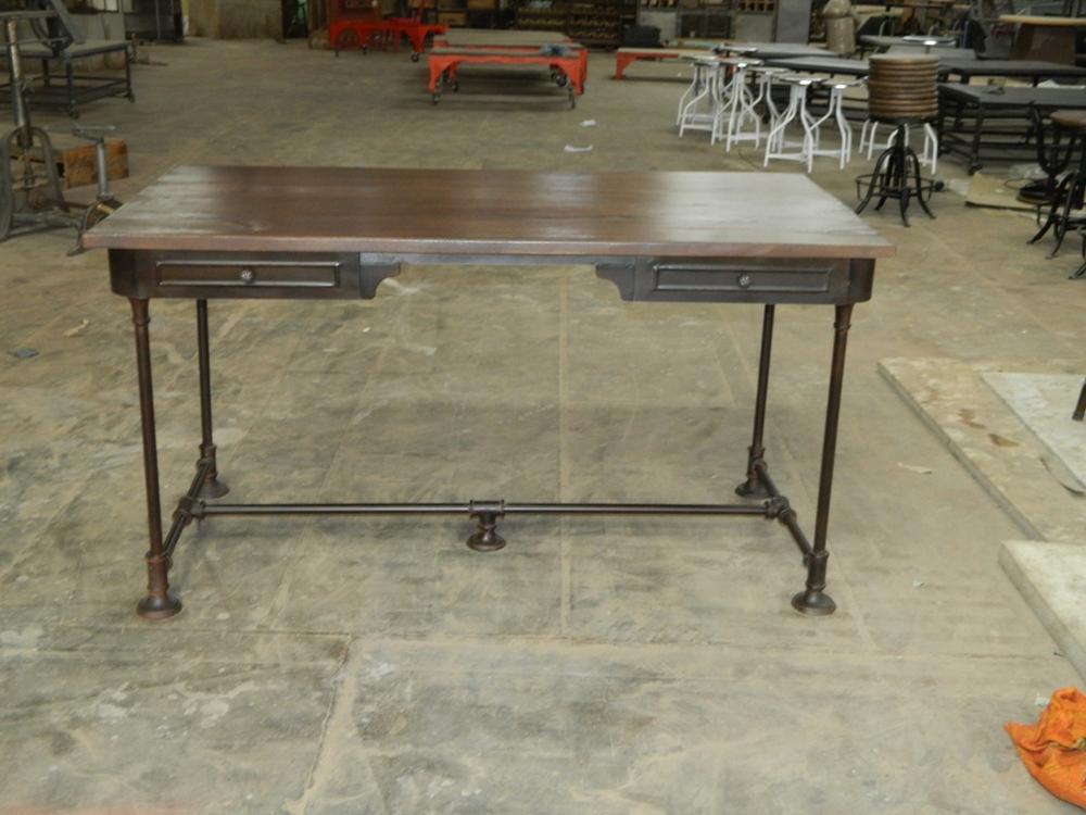 industrial desk. - Industrial Desk - Buy Industrial Computer Desks,Industrial Style