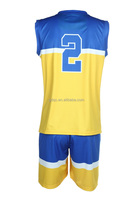 Healong All Over Sublimation basketball training uniform reversible basketball jersey