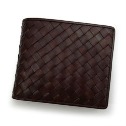 Fashionable and Easy to use wallet women of the natural material made in Japan