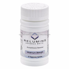 WHOLESALE RELUMINS ADVANCED WHITE GLUTATHIONE BOOSTER - MAX STRENGTH