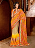 TRADITIONAL MULTI COLOUR INDIAN SAREES