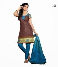 Salwar Kameez Designs With Borders Wholesale Unstitched Salwar Kameez