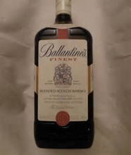 Ballantines Scotch Whisky Finest, Limited, 12, 17, 21, 30 years old 700ml