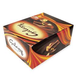 galaxy chocolates 25 g price 0.26 $ NEW , smooth and with hazelnut