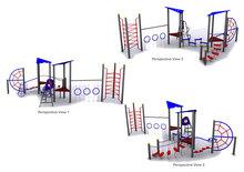 Playground Equipment-RS5063C