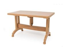 70x120 Rectangular Plastic Table
