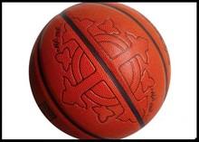 Customized basketballs
