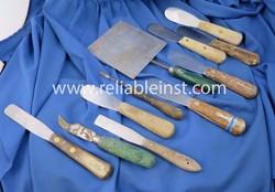 Dental Impression Material Spatulas, Extraction instruments, Dental Implant, Endodontics, Periodontal instruments
