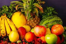 Fruits,Apple,Pineapple,Water Melon