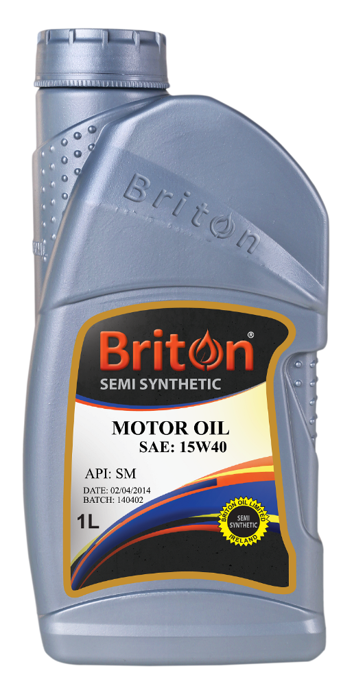 Motor Oil Sae 15w40 Semi Synthetic Buy Lubricant Oil