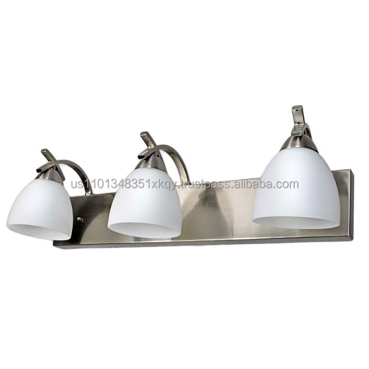 Vanity Wall Lights : 3-bulb Vanity Wall Light - Buy Vanity Wall Light,3 Light Vanity,Interior Wall Light Product on ...