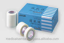High quality and innovative tape roll for medical use and esthetic use, made in Japan