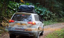 Rear bumper for Mitsubishi Pajero