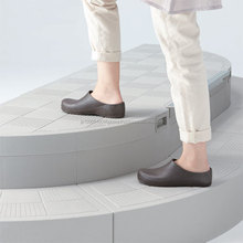 Easy to assemble resin outdoor stair steps with storage from Japanese supplier